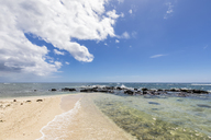 Mauritius, West Coast, beach of  Pointe aux Biches - FOF09772