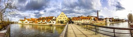Germany, Bavaria, Landshut, Old town - PUF01153