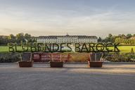 Germany, Baden-Wuerttemberg, Ludwigsburg, Ludwigsburg Palace, Flowering Barock, horticultural show - PVC01280