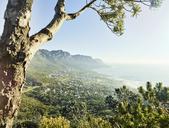 South Africa, Western Cape, Lion's Head, Cape Town - CVF00068