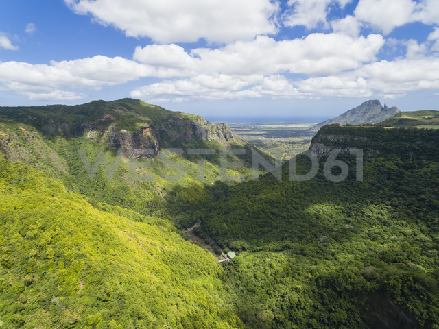 Mauritius, Tamarin River Valley - FOF09814