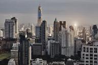 Thailand, Bangkok, cityscape - RORF01115