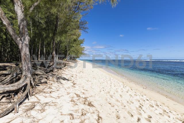 Mauritius, South Coast, Indian Ocean, Riambel Public Beach - FOF09819