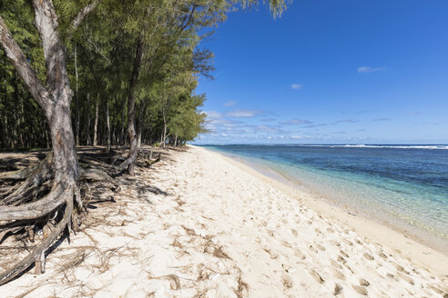 Mauritius, South Coast, Indian Ocean, Riambel Public Beach - FOF09819