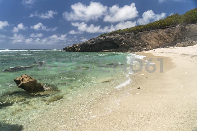 Mauritius, Rodrigues island, Beach Anse Philibert - PCF00358