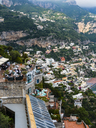 Italy, Campania, Sorrent, Amalfi Coast, Positano - AMF05614