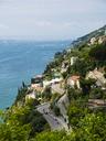 Italy, Campania, Sorrent, Amalfi Coast, Salerno - AMF05617