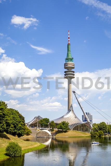 Germany, Bavaria, Munich, Olympic Park - PUF01167