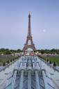 France, Paris, Eiffel Tower - RPSF00187