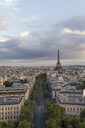 France, Paris, City view - RPSF00190