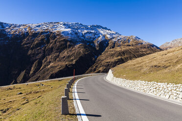 Switzerland, Valais, Alps, Furka pass - WDF04388