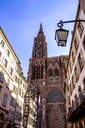 France, Alsace, Strasbourg, Old town, - PUF01276