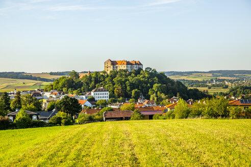 Austria, Upper Austria, Vienna Woods, Neulengbach Castle - AIF00444