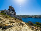 Spain, Balearic Islands, Mallorca, Cabrera, Castle - AMF05658