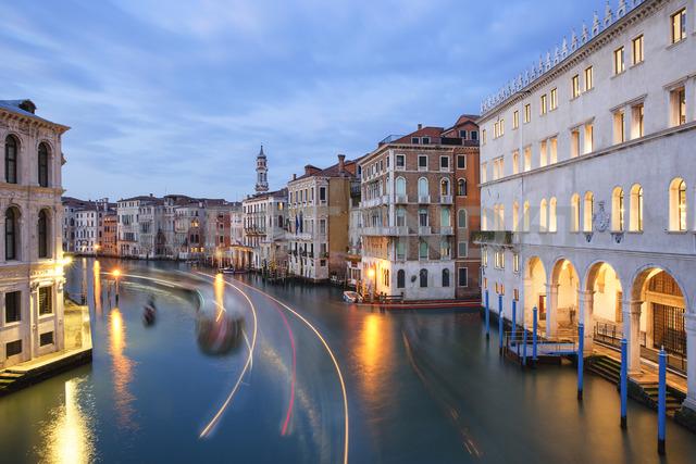 Italy, Veneto, Venice, - YRF00201