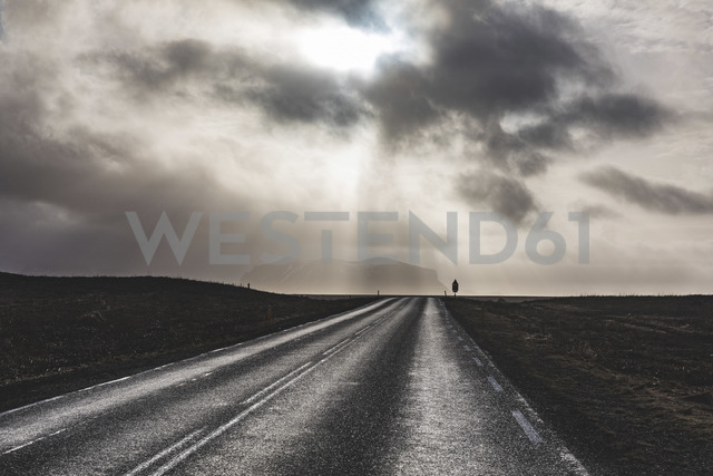 Iceland, Vik, Ring road after rain - WPEF00096