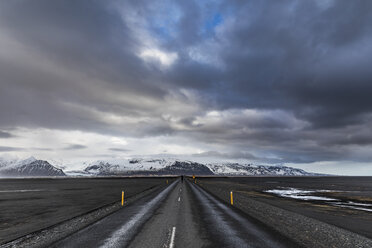 Iceland, Vik, Ring road after rain - WPEF00099