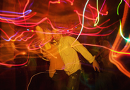 Couple dancing together at nightclub - FSIF00007