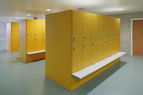 Empty changing room - FSIF02355