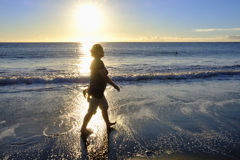 Spain, Canary Islands, La Gomera, La Playa, beach - SIEF07735