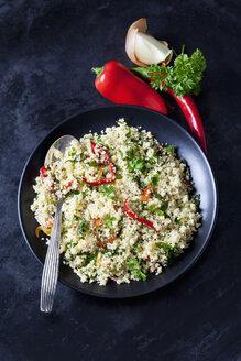 Plate of Couscous salad - CSF28971