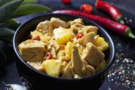 Bowl of vegan Jackfruit goulash - CSF28995