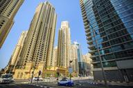 United Arab Emirates, Dubai, Cityscape - ZEF15006
