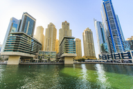 United Arab Emirates, Dubai, Dubai Marina - ZEF15021