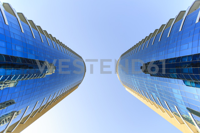 United Arab Emirates, Dubai, High-rise buildings - ZEF15027
