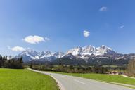 Austria, Tyrol, Going am Wilden Kaiser, Wilder Kaiser, Kaiser Mountains - FOF09843