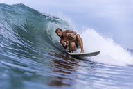 Indonesia, Bali, surfer - KNTF01016