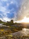 United Kingdom, Scotland, Loch Duich, Eilean Donan Castle - WDF04457