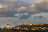 Malta, Gozo, Xaghra, townscape - FCF01359