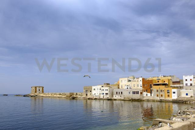 Sicily, Trapani, Museo civico Torre di Ligny, harbour - LBF01789
