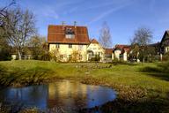 Germany, Bavaria, Upper Bavaria, Glonn, Hotel Gut Sonnenhausen - LBF01805
