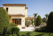 Luxury Spanish villa and patio - CAIF00358