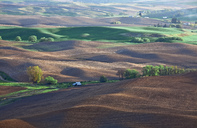 View of rolling landscape - CAIF00433