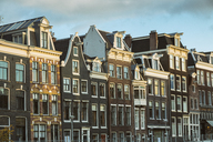 Netherlands, Holland, Amsterdam, Old town, old houses - TAMF00918
