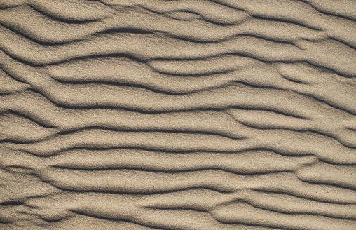 Italy, Sardinia, Porto Pino, dune, sand, ripple marks - MRF01909