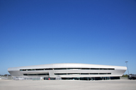 Modern building and blue sky - CAIF02399