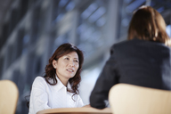 Business people talking in office - CAIF03622