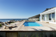 Luxury swimming pool with ocean view - CAIF03682