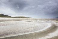 Tranquil sandy beach, Luskentyre Beach, Harris, Outer Hebrides - CAIF04134