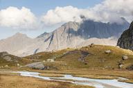 Austria, Tyrol, Stubai Alps, Stubaital, Hohes Moos, Habicht mountain - CVF00226