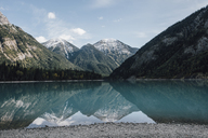 Canada, British Columbia, Rocky Mountains, Mount Robson Provincial Park, Fraser-Fort George H, Kinney Lake - GUSF00356