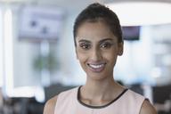 Portrait smiling, confident businesswoman - HOXF01227