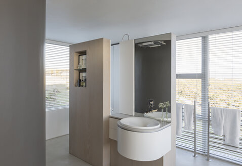 Modern luxury home showcase interior bathroom sink - HOXF02100