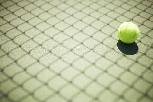 Tennis ball in court - CAVF01876