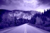 Canada, Highway, empty road - SMAF00965