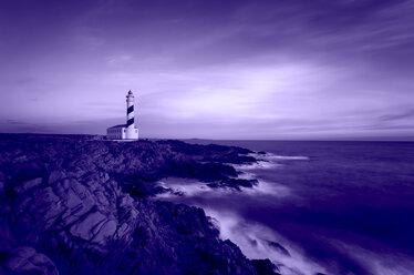 Spain, Balearic Islands, Menorca, Cap de Cavalleria, Lighthouse - SMAF00974
